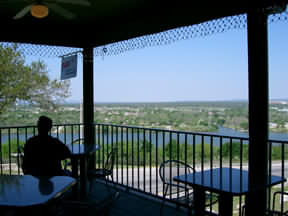 Russo's Texitally Cafe in Marble Falls
